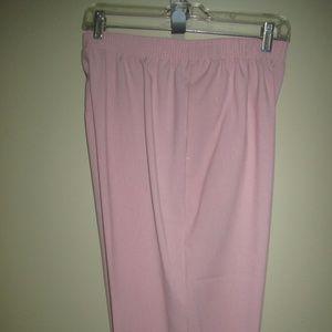 Allison Daley Women Pink Petite Pants